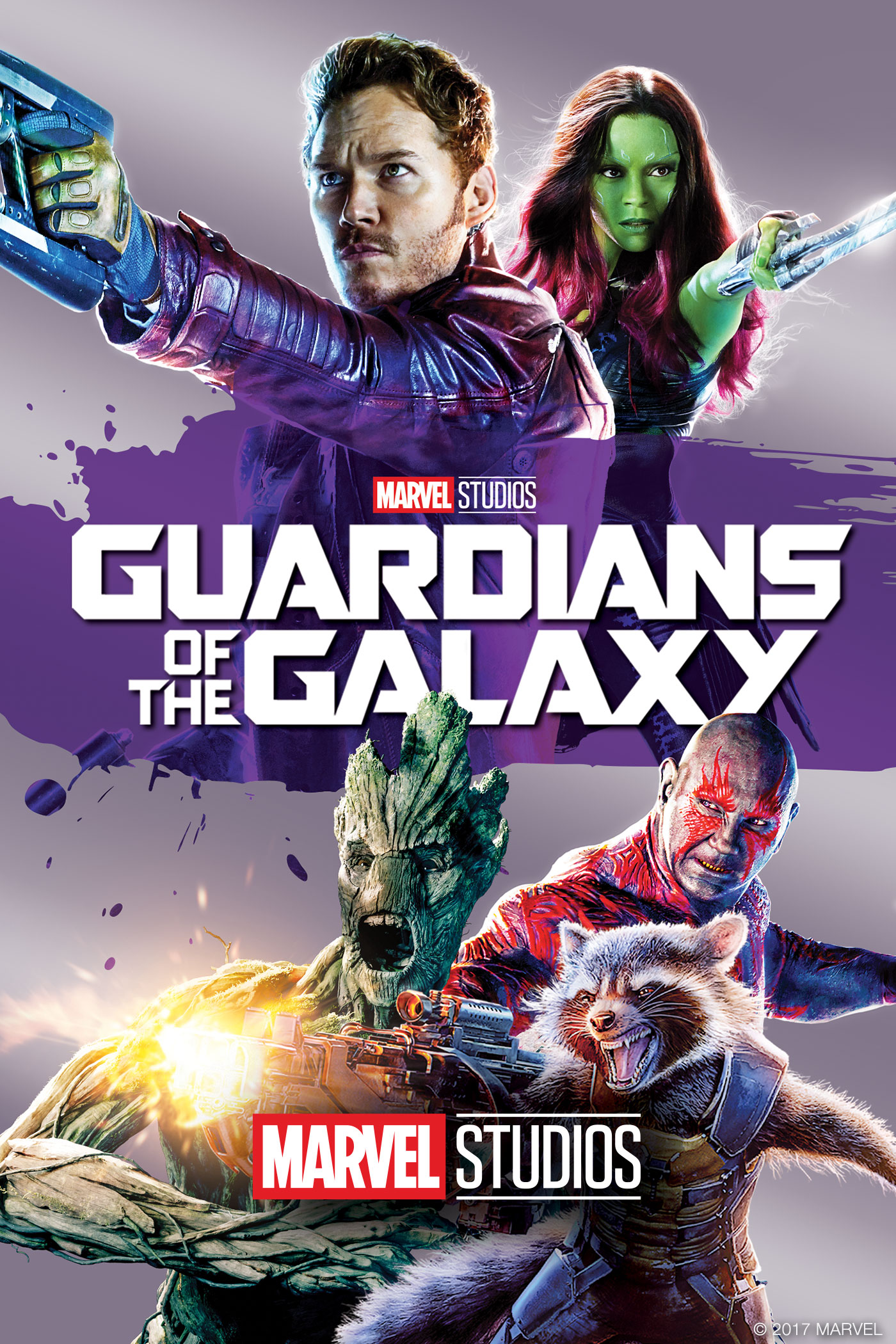 "cover design for ""Guardians of the Galaxy"""