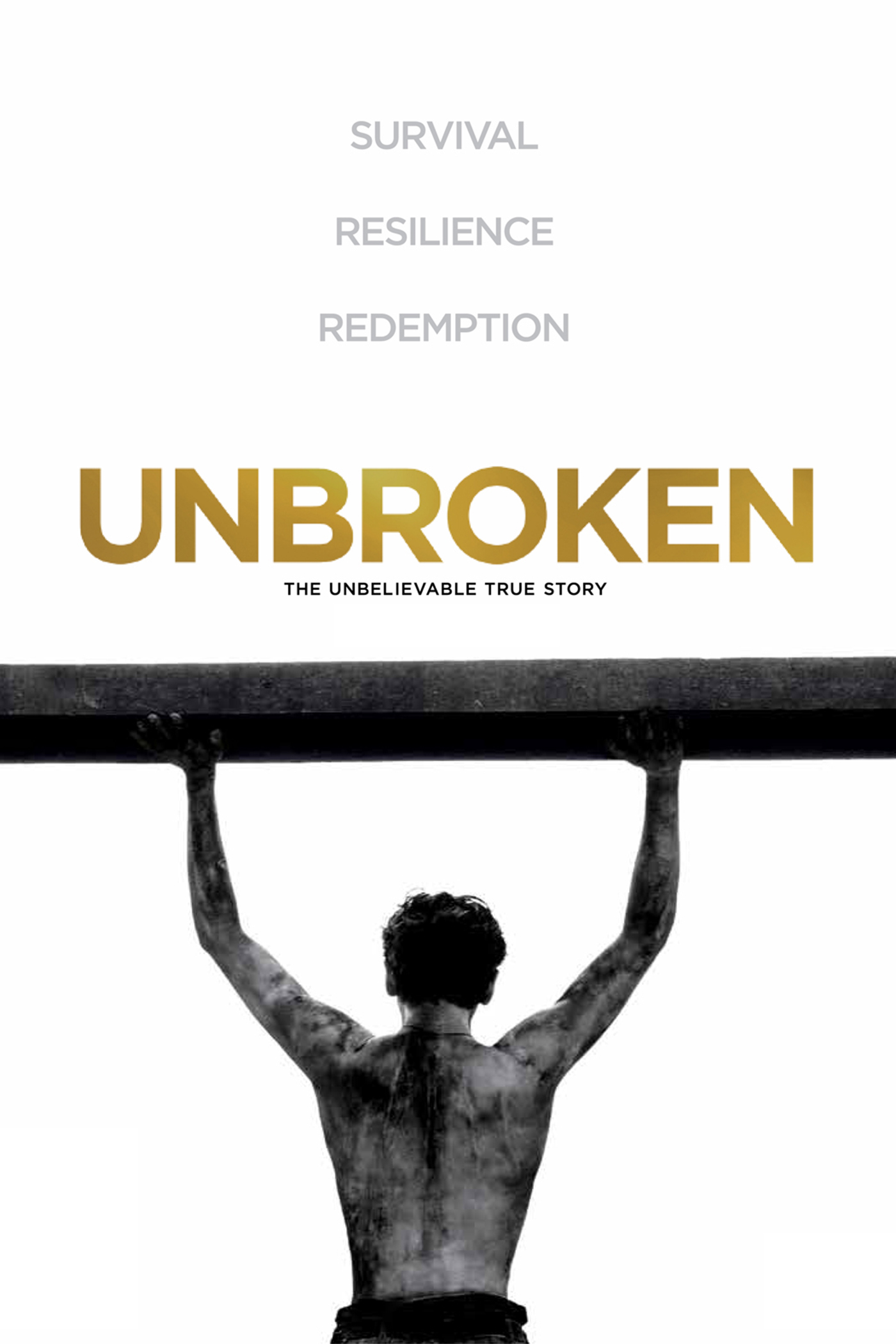 "cover design for ""Unbroken"""