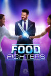 "cover design for ""Food Fighters"""