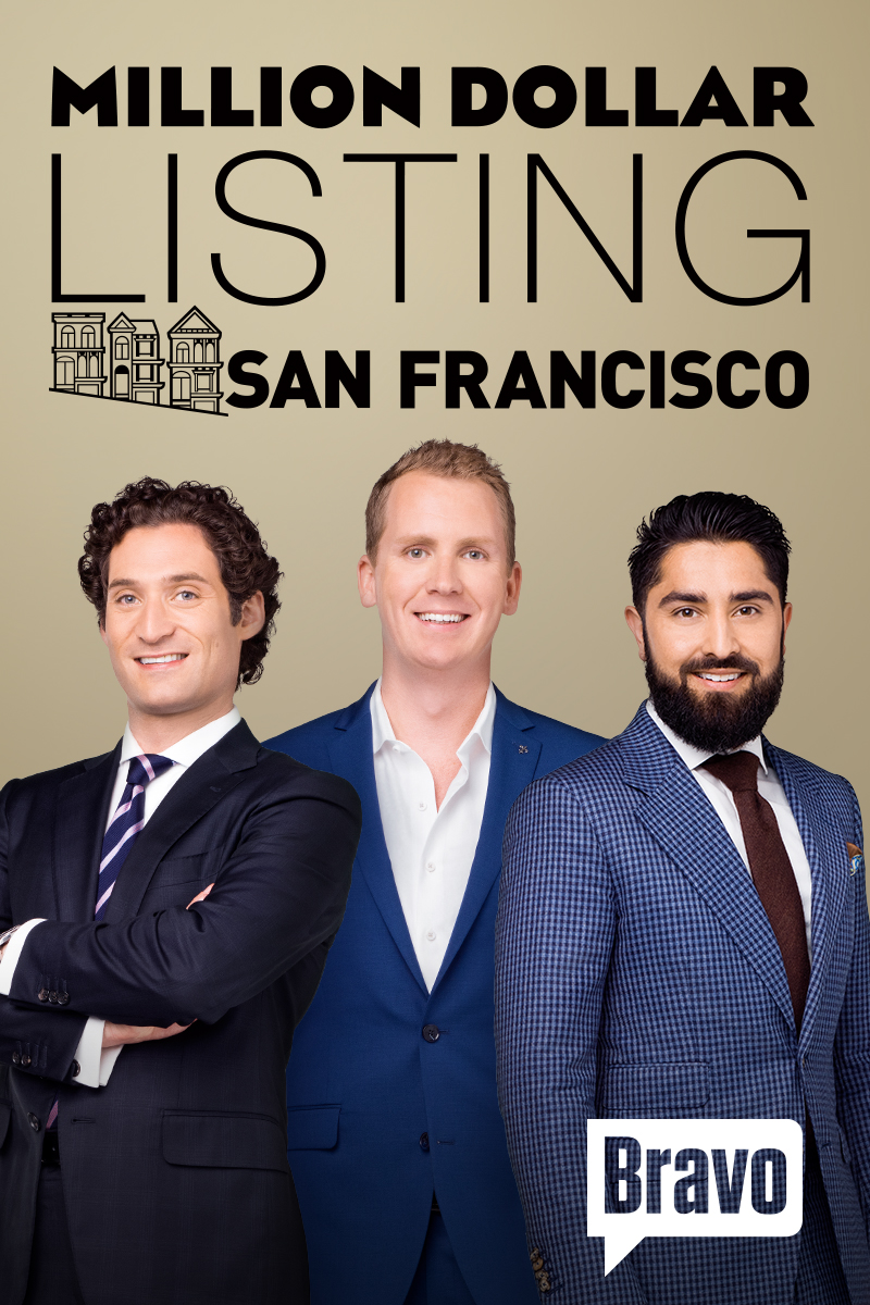 Million Dollar Listing: San Francisco