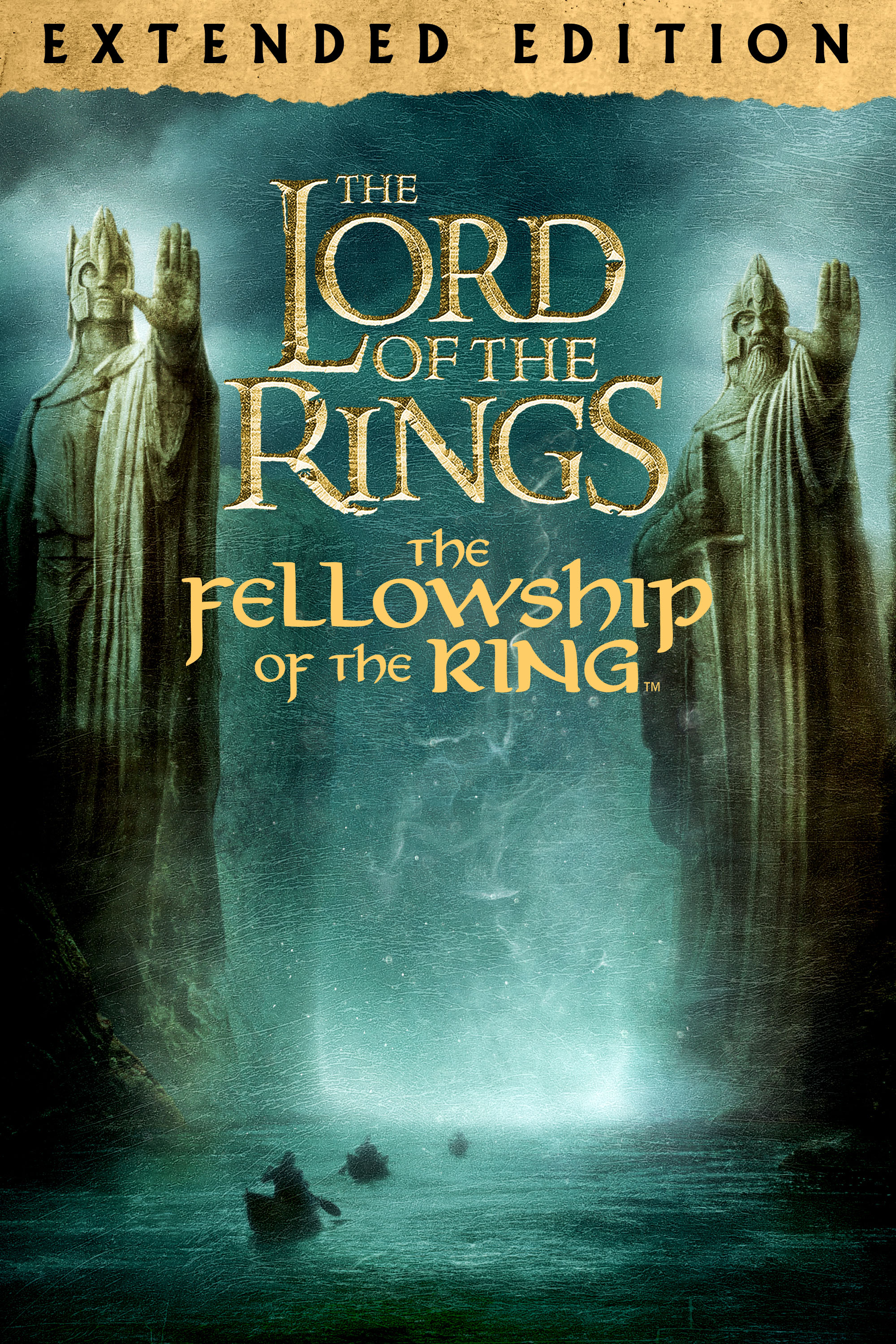 Lord of the Rings: The Fellowship of the Ring (Extended Edition)
