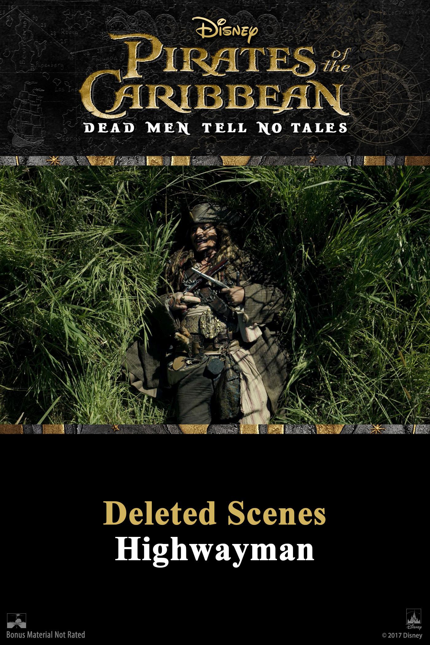 Deleted Scene - Highwayman