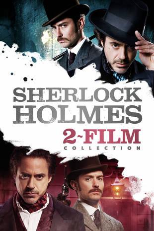 Sherlock Holmes + Sherlock Holmes: A Game of Shadows (Digital HD)