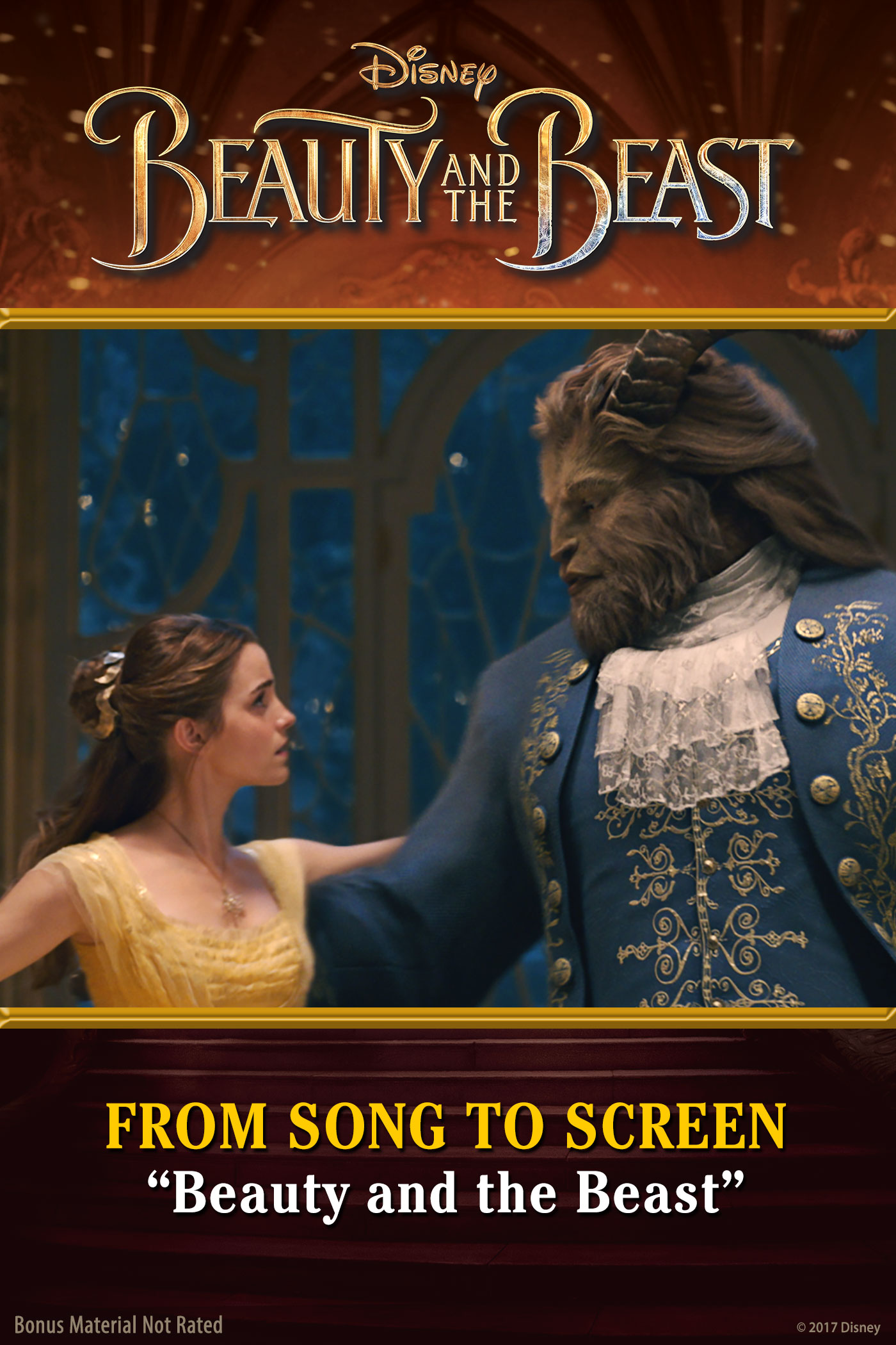 From Song to Screen: Beauty and the Beast