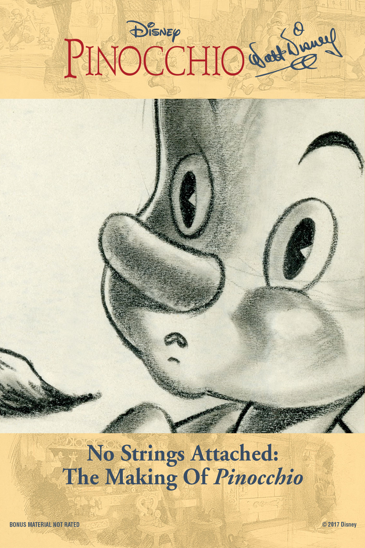 No Strings Attached: The Making of Pinocchio