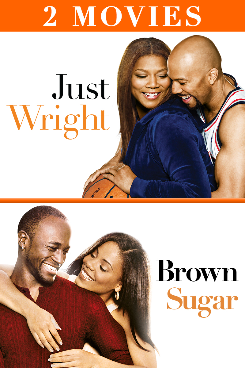 Just Wright Brown Sugar 2 Movie Collection