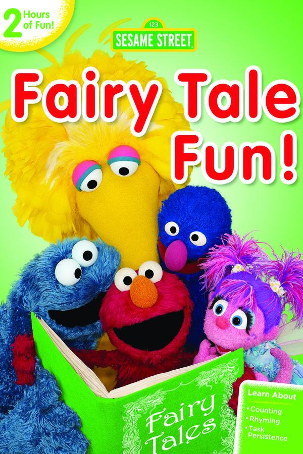 Sesame Street: Fairy Tale Fun
