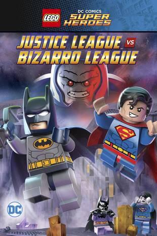Lego Dc Comics Super Heroes Justice League Vs Bizarro League Buy Rent Or Watch On Fandangonow
