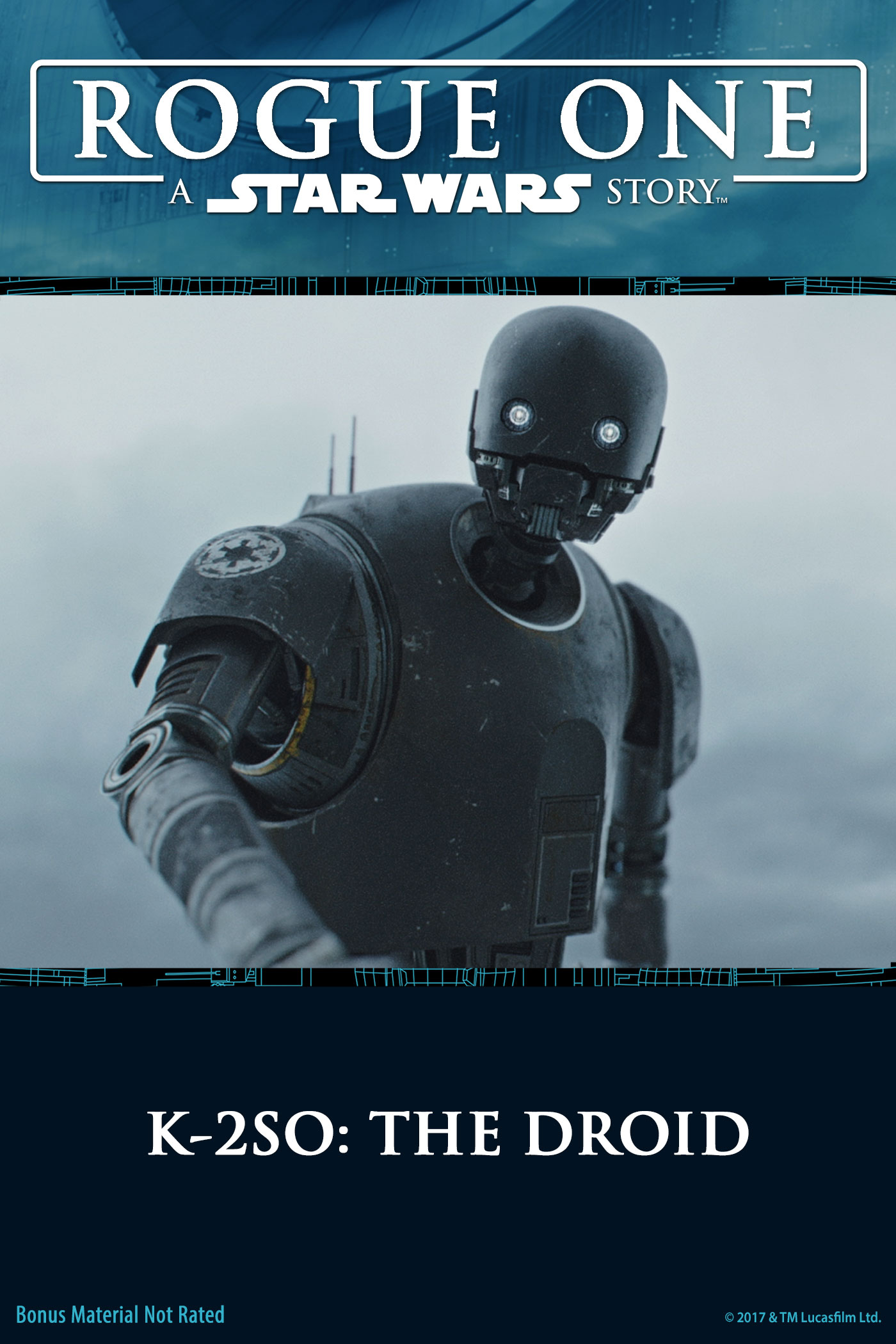 K-2SO: The Droid